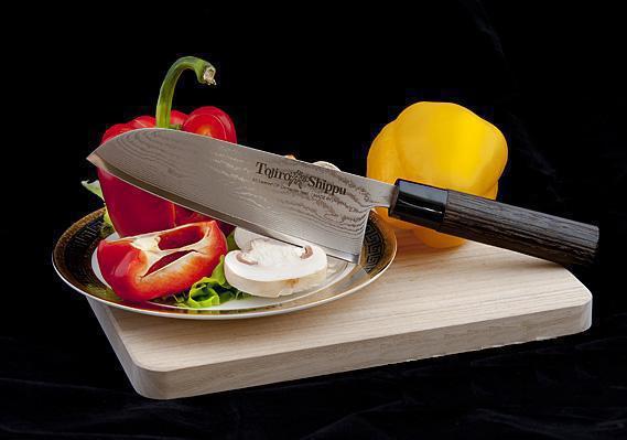 Основы выбора японских кухонных ножей