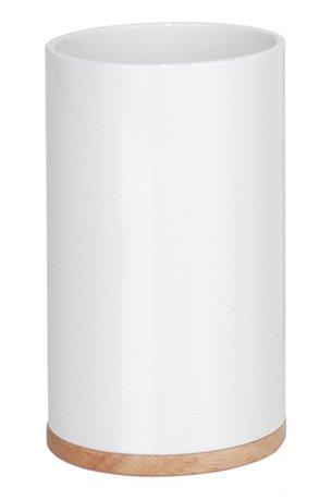 Стакан для зубных щеток Acrylic and Wood, 7х12 см BA63063 Andrea House