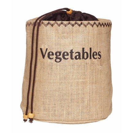 Мешок для хранения овощей KitchenCraft, 20х15 см JVVS Kitchen Craft