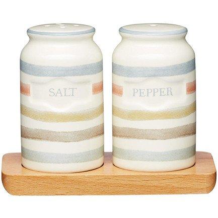 Подарочный набор солонка и перечница Classic Collection, 9х12 см KCCCSNP Kitchen Craft