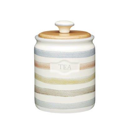 Фото - Емкость для хранения чая Classic Collection (0.8 л), 12х17 см KCCCTEA Kitchen Craft емкость для хранения чая living nostalgia 11х11х17 см зеленая lnteagrn kitchen craft