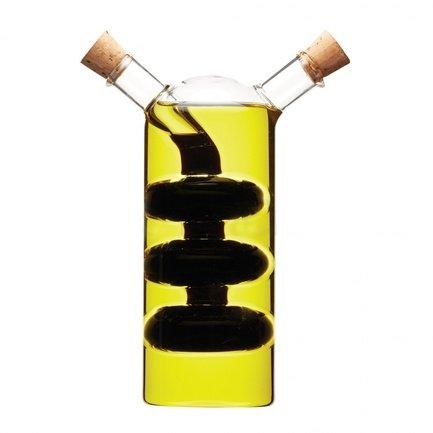 Бутылка для масла (300 мл) и уксуса (100 мл) World of Flavours WFITCRUET100 Kitchen Craft бутылка для масла и уксуса wilmax 230 мл