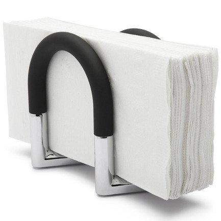 Держатель для салфеток Swivel, 10х11х7 см, черный 330705-047 Umbra
