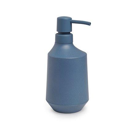 Диспенсер для жидкого мыла Fiboo, 8.3х18.4х10.3 см, дымчато-синий 023874-755 Umbra