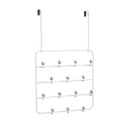 Органайзер для аксессуаров Estique с надверными креплениями, 60.3х10.8х36.2 см, белый 1004045-660 Umbra