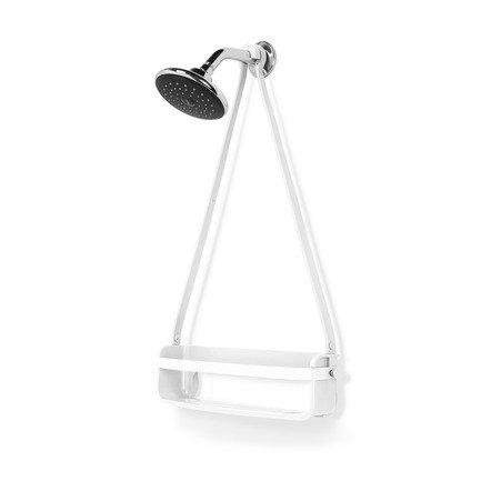 Органайзер для душа Flex Single, 40.6х64.8х10.2 см, белый 023475-660 Umbra органайзер для душа flex single белый