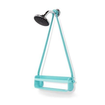 Органайзер для душа Flex Single, 40.6х64.8х10.2 см, ярко-голубой 023475-276 Umbra органайзер для душа flex single белый