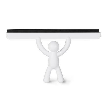 цена на Стеклоочиститель ручной Buddy, 26х15х1 см, белый 023006-660 Umbra