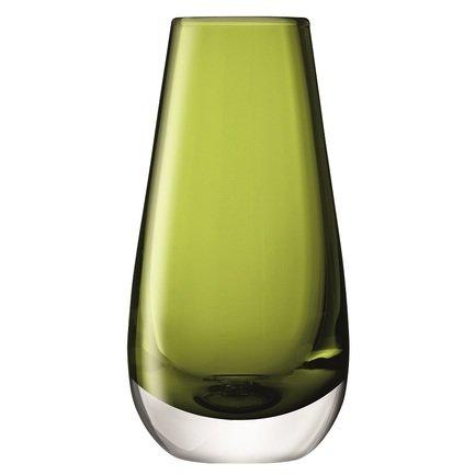 Ваза в форме бутона Flower Colour, 14 см, зеленая G732-14-414 LSA International