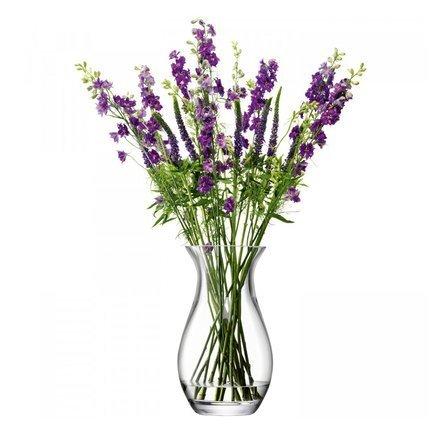 цены Ваза округлая Flower, 32 см G429-32-301 LSA International