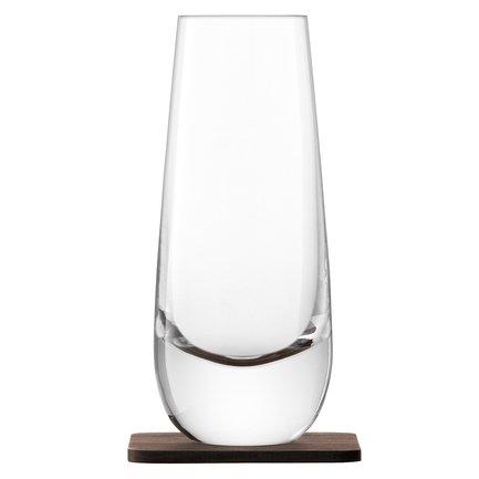 Набор бокалов на подставке Whisky Islay (325 мл), 2 шт. G1213-11-301 LSA International набор фужеров riedel h2o whisky стекло 430 мл 2 шт в подарочной упаковке