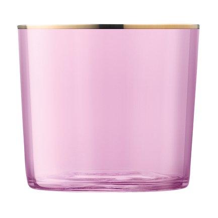 Набор стаканов Sorbet (310 мл), 2 шт., розовый G060-09-206 LSA International