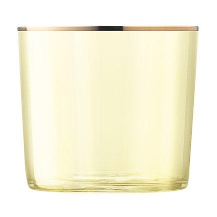 цена Набор стаканов Sorbet (310 мл), 2 шт., светло-желтый G060-09-203 LSA International онлайн в 2017 году