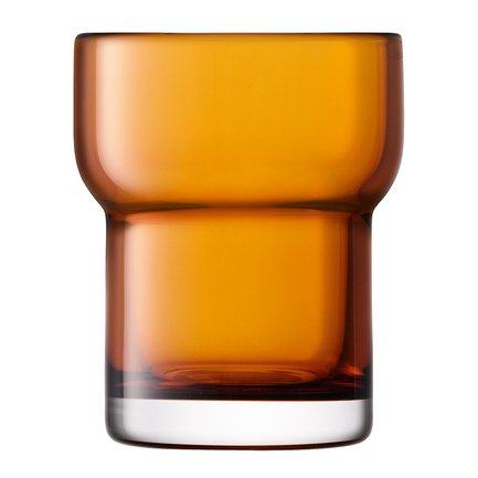 Набор стаканов Utility (300 мл), 2 шт., охра G1323-11-835A LSA International