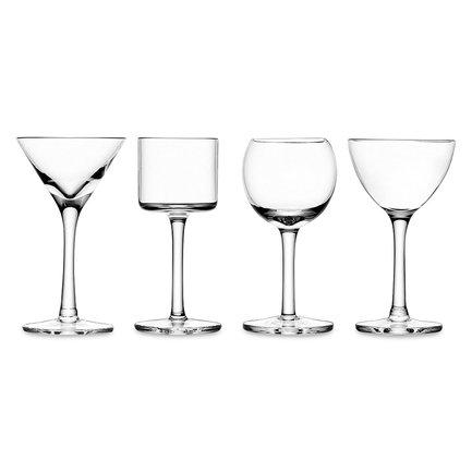 Набор бокалов для ликера LuLu (50 мл), 4 шт.