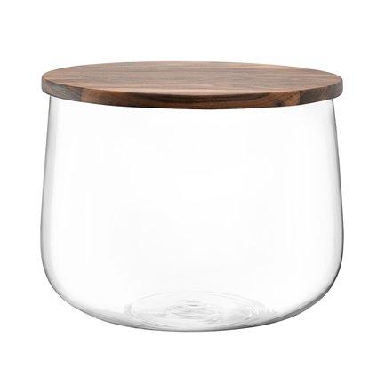 Чаша с деревянной крышкой City, 32 см