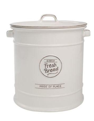 Хлебница Pride of Place Coll White, 23.5x27.5 см, белая 18088 T&G хлебница rosenberg 8381 g