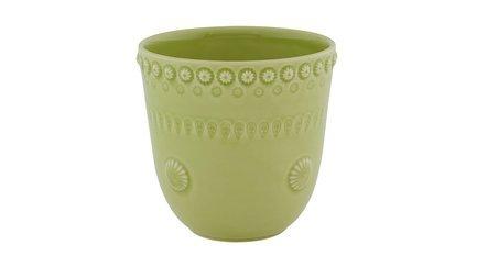 Ваза Фантазия, 20 см, светло-зеленая BOR65021265 Bordallo Pinheiro