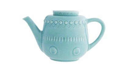 Чайник Фантазия (1.5 л), бирюзовый