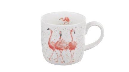 Кружка Розовые фламинго (310 мл)