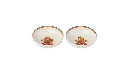 Набор салатников Имбирный пряник, 12.7 см, 2 шт LEN875035 Lenox набор салатников 16 см royal czech porcelain