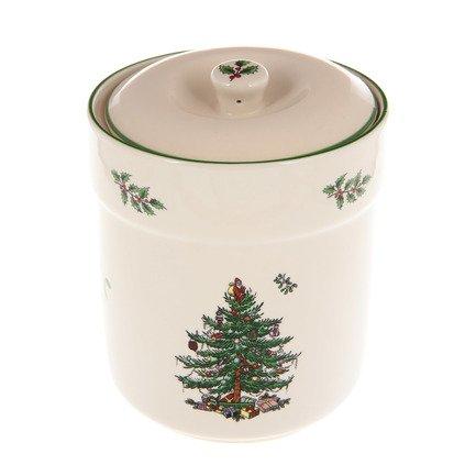 Горшочек для варенья Рождественская ель, 15 см SPD-XT5183-X Spode