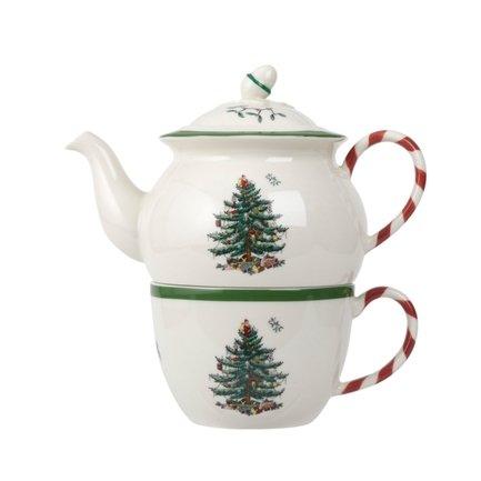 Набор чайный Эгоист Рождественская ель (450 мл) SPD-XT5324-X Spode набор чайный 12 пр синий павлин 250 мл под уп 968992 page 2