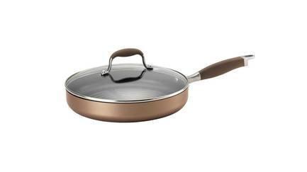 Сковорода-гриль глубокая с крышкой Эдванс, 28 см ANL82763 Anolon