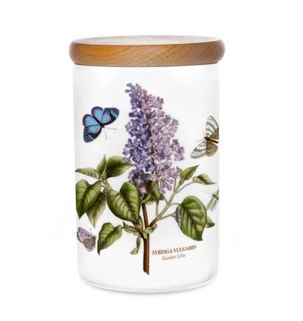 Банка для сыпучих продуктов Ботанический сад, 18 см, герметичная, в ассортименте PRT-BG48080 Portmeirion