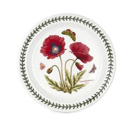 Тарелка закусочная Мак, 20 см PRT-BGPO05072-39 Portmeirion россия 20 25 35 тарелка палех 20 см