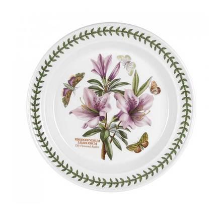 Тарелка обеденная Азалия, 25 см PRT-BG05052-4 Portmeirion тарелка обеденная душистый горошек 25 см prt bg05052 26 portmeirion