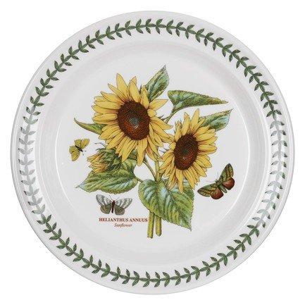 Тарелка обеденная Подсолнух, 25 см PRT-BGSU05052-38 Portmeirion тарелка обеденная душистый горошек 25 см prt bg05052 26 portmeirion