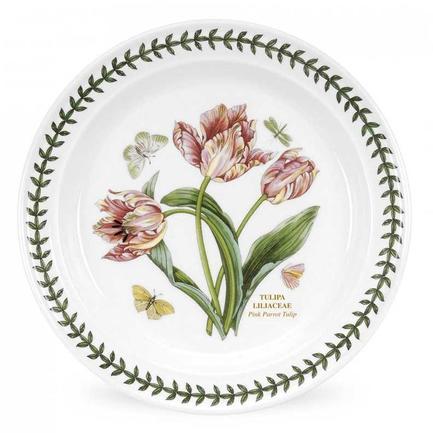 Тарелка обеденная Тюльпаны, 25 см PRT-BG05052-35 Portmeirion тарелка обеденная душистый горошек 25 см prt bg05052 26 portmeirion