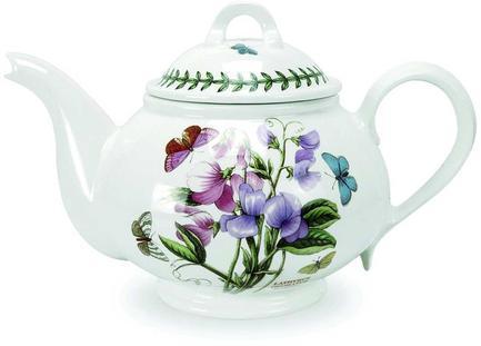 Чайник Душистый горошек (1.1 л) PRT-BG00605 Portmeirion тарелка обеденная душистый горошек 25 см prt bg05052 26 portmeirion