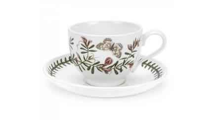 Чашка чайная с блюдцем Горошек (280 мл) PRT-BG04557-28 Portmeirion