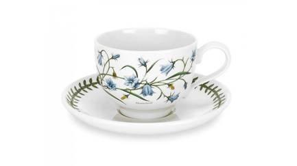 Чашка чайная с блюдцем Колокольчик (280 мл) PRT-BG04557-29 Portmeirion