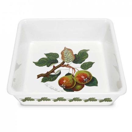 Блюдо квадратное для запекания Груша, 25х25 см PRT-PLHJ07170-X-E Portmeirion блюдо для запекания agness 27 см цветы