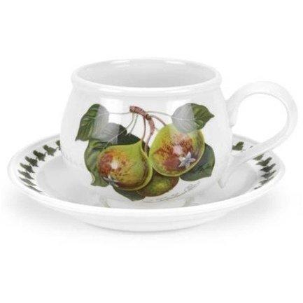 Чашка чайная с блюдцем Груша (200 мл) PRT-PL04105-E Portmeirion
