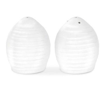 Набор из солонки и перечницы Софи Конран для Портмерион, 6 см, белый, 2 пр. PRT-CPW76868-X Portmeirion кувшин софи конран для портмерион 0 8 л белый prt cpw76817 x portmeirion