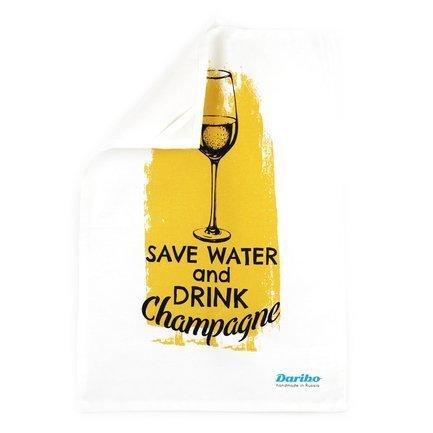 Полотенце кухонное Champagne, 50x70 см