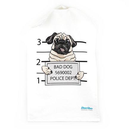 Полотенце кухонное Bad dog, 50x70 см