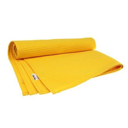 Полотенце банное SuperWaffle Yellow, 70x150 см