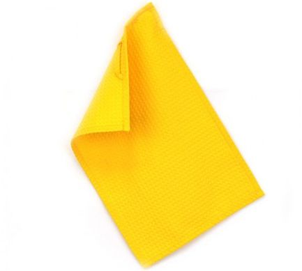 Фото - Полотенце кухонное SuperWaffle Yellow, 30x45 см DA78012 Daribo полотенце кухонное мечтай 50x70 см da71231 daribo