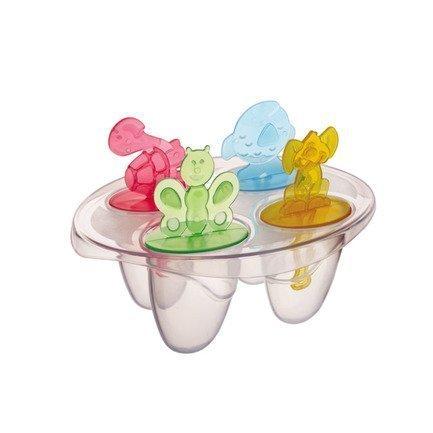 Формочки для мороженого, 18.5х12.5х12 см, 5 пр L441 Qlux формочки для мороженого dosh i home формочки для мороженого