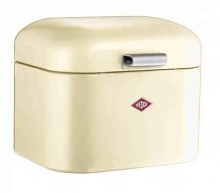 Хлебница Single Grandy, 22х27х22 см, кремовая 235301-23 Wesco