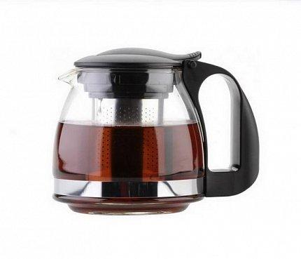 Чайник заварочный Aster (0.7 л), черный W15006070 Walmer