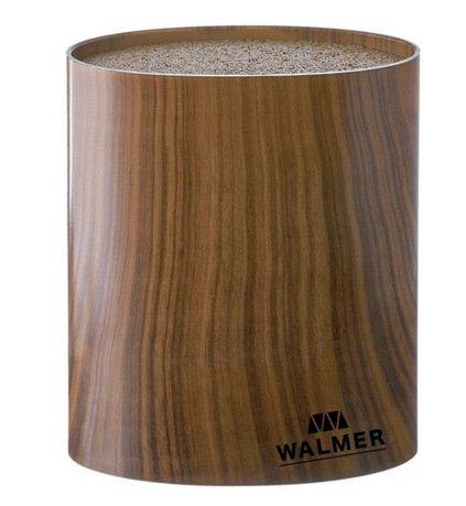 Подставка для ножей Wood, 16x7x16 см, овальная