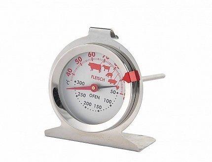 Фото - Термометр для приготовления мяса в духовке, 13 см W30013013 Walmer термометр для мяса в силиконовом корпусе