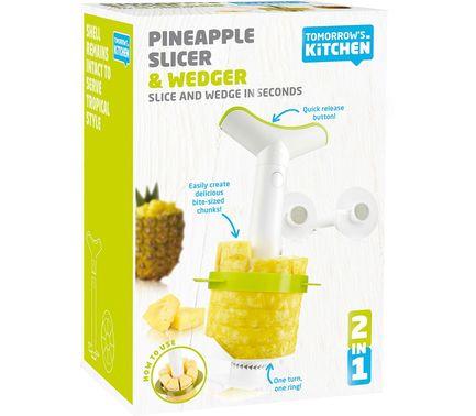 слайсер для ананаса tomorrow s kitchen в подарочной упаковке Слайсер для ананаса, 20.1 см, в подарочной упаковке 48722606 Tomorrow's Kitchen