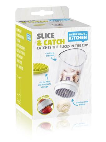 Слайсер для фруктов и овощей, 14.9х8.8 см 4651660 Tomorrow's Kitchen слайсер для фруктов и овощей tomorrow s kitchen
